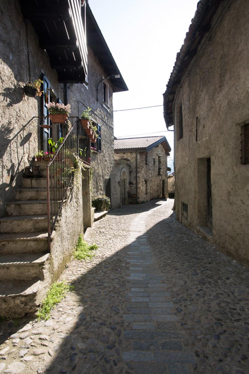 La frazione di Linzanico